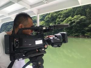 夏の庄川峡もいいですよ